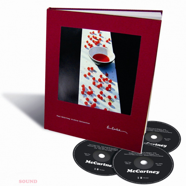 Paul McCartney McCartney (Box) (2 CD + DVD)