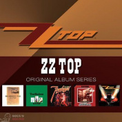 ZZ Top ‎– Original Album Series 5 CD