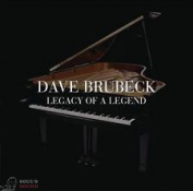 DAVE BRUBECK - LEGACY OF A LEGEND 2 CD
