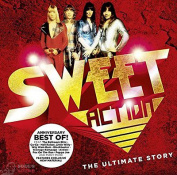 SWEET - ACTION! THE ULTIMATE STORY 2CD
