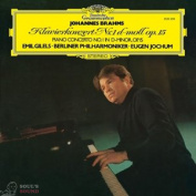 Emil Gilels, Berliner Philharmoniker, Eugen Jochum Brahms: Piano Concerto No.1 In D Minor, Op.15 LP