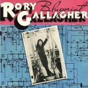 RORY GALLAGHER Blueprint LP