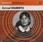 Astrud Gilberto Ipanema Girl. The Very Best Of CD