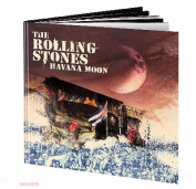The Rolling Stones Havana Moon DVD + Blu-Ray + 2 CD