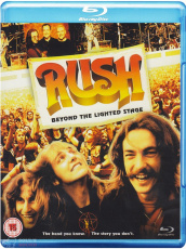Rush Beyond The Lighted Stage Blu-Ray