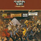 Marvin Gaye I Want You CD