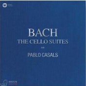 Pablo Casals Bach The 6 Cello Suites 3 LP