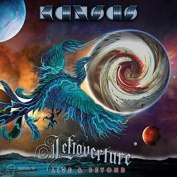 Kansas Leftoverture Live & Beyond 2 CD Special Edition / Digipack