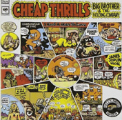 BIG BROTHER & THE HOLDING COMPANY - CHEAP THRILLS CD