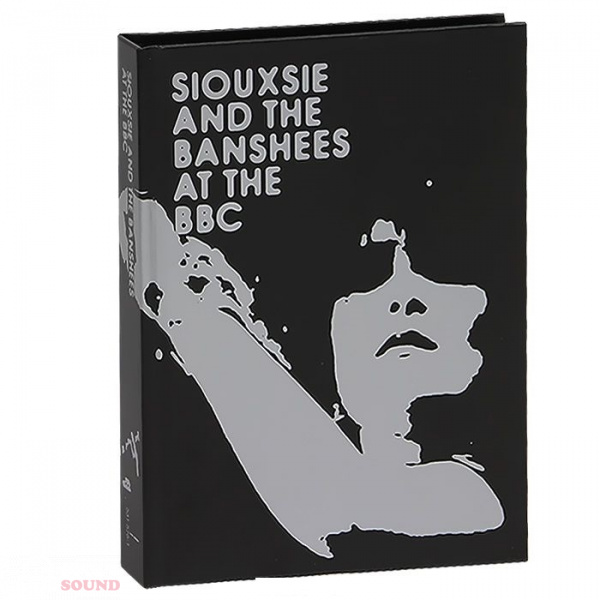 Siouxsie & The Banshees At The BBC 3 CD + DVD