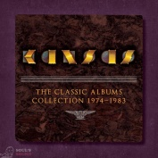 Kansas The Complete Albums Collection 11 CD Limited Box Set