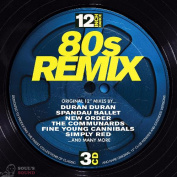 Various Artists 12 Inch Dance – 80s Remix 3 CD
