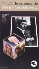 Serge Gainsbourg Le Cinema De Serge Gainsbourg (Box) 3 CD