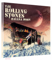 The Rolling Stones Havana Moon 3 LP + DVD