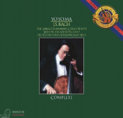Yo-Yo Ma Bach Unaccompanied Cello Suites 3 LP