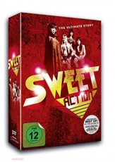 SWEET - ACTION! THE ULTIMATE STORY DVD