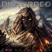 DISTURBED - IMMORTALIZED 2LP